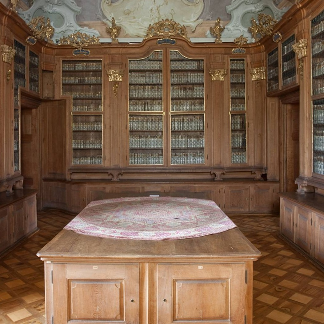 Library of Bishop Karel of Lichtenstein-Castelcorn