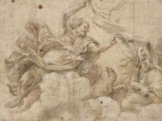 Old Master Drawings from the collections of Olomouc Archbishopric