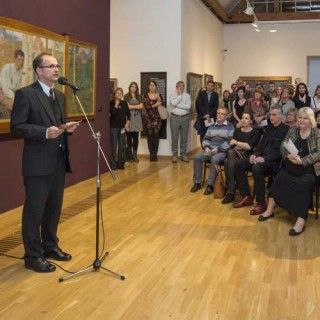 PHOTOS: Opening of the exhibition Mysterious Distances