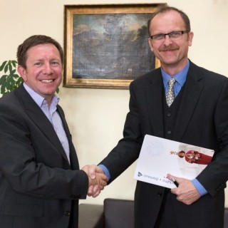 Museum of Art and Palacky University signed a cooperation agreement