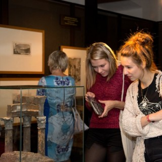 PHOTO: We opened the exhibition of Piranesi
