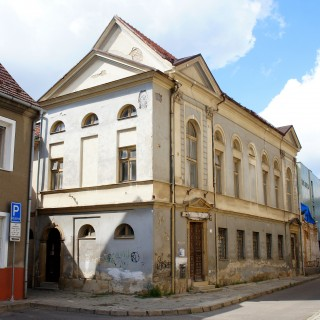 Synagogue Bet-ha midrah and Great New Synagogue in Prostejov