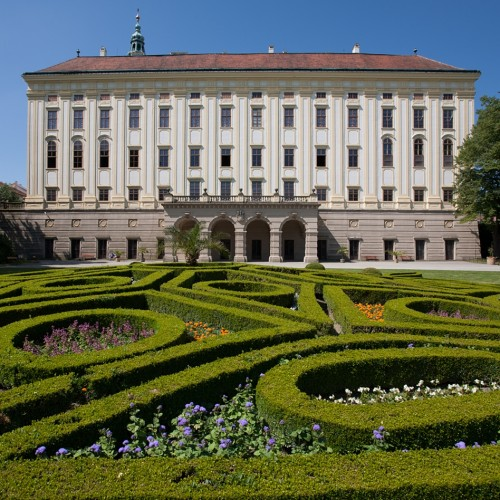 Kroměříž Chateau and Garden will be reconstructed for a quarter of a billion