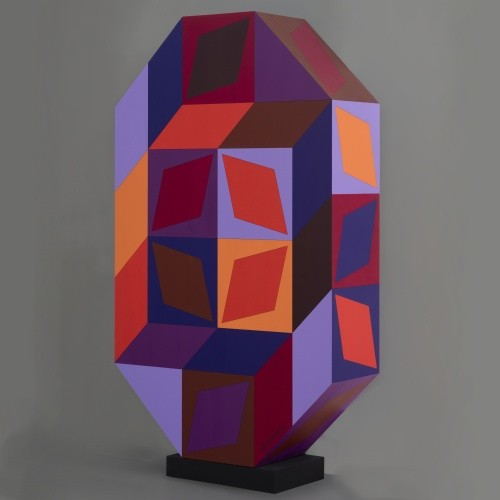 A week with Vasarely will also offer a special program to schools