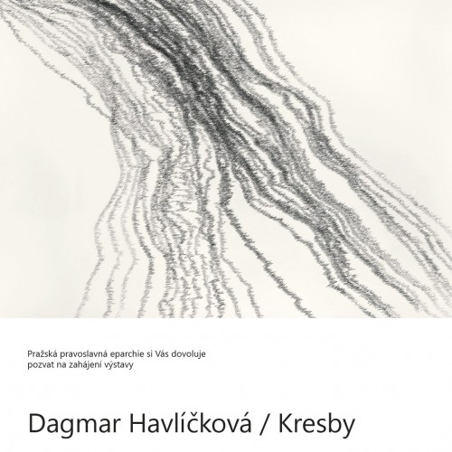 Dagmar Havlickova will present her drawings in Prague