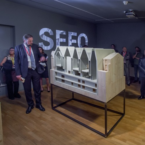The Museum of  Art exhibits the SEFO 3D model