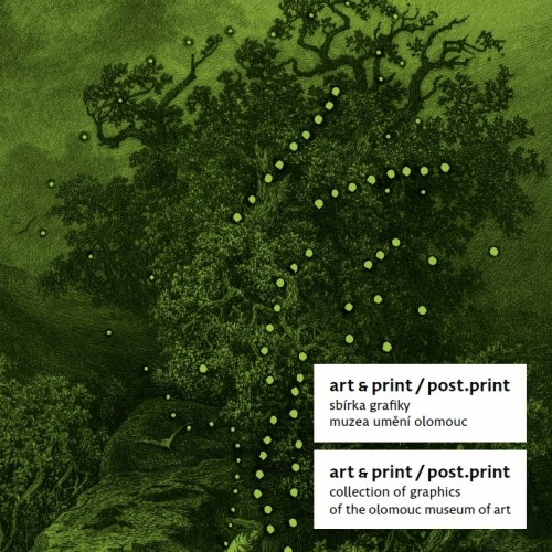 Art & Print and Post.Print will present the story of transforming graphics