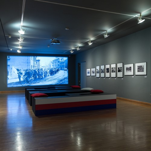 The 1989 exhibition ends this Sunday